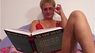 Elder And youthfull fuck-fest With super-fucking-hot grannie