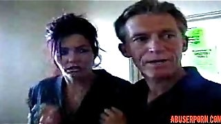 Parent pokes His Stepdaughter, Free aged & youthfull HD pornography - abuserpornography.com