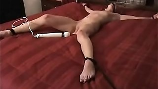 Abducted gal compelled to jizz