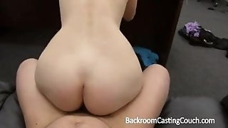 Fit Gamer honey ass fucking and jism gulp audition