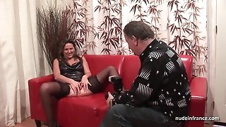 Stiff ass-fuck invasion casting couch unexperienced mother fisted and dual foray