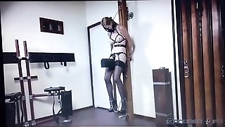 Domination & submission Wooden Post delight agony pornography