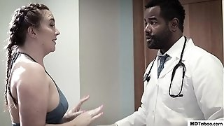 Dark-hued doctor bum-fucked his favourite patient - unspoiled TABOO