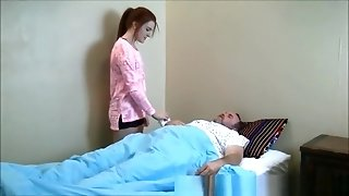 Spectacular Homemade clip with forearm job, redhead scenes