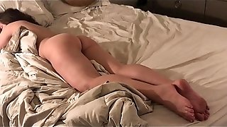 Jizz on Sleeping Stepdaughter