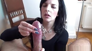 Awesome unexperienced movie with mummy, brunette vignettes