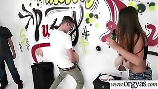 Kinky dame (Kimmy Granger&Kelly Greene) For Some Cash Get xxx pulverize vid-18
