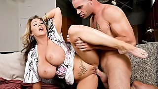 Kandi Cox & Charles Dera in My pals red-hot mommy