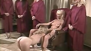 Finest dark-hued retro movie with Keisha and Sharon Kane