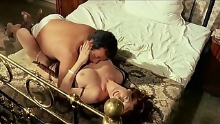 Edwige Fenech With Michele Gammino erotica
