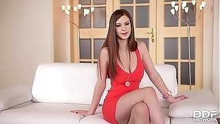 The cool Stella Cox DP's herself in supah sexy Interview