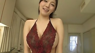 Exotic chinese model Miho Ichiki in crazy JAV uncensored facial cumshot cum shot clip