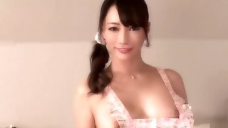 Cool japanese super-bitch in crazy JAV vid