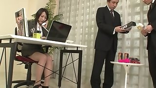 Unbelievable japanese superslut Yuuna Hoshisaki in hottest JAV uncensored Handjobs tweak